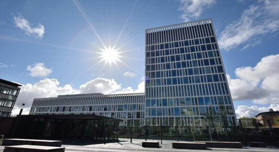 The new building of Eurojust