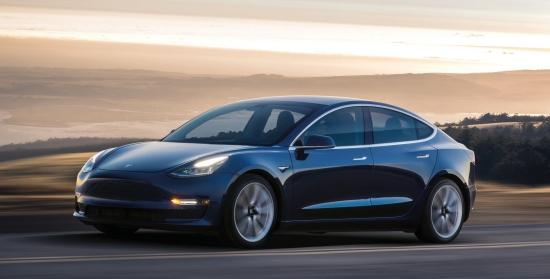 pag 13 Tesla's electric vehicle foto 1