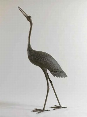 Part of Cranes /unknown 1800-1899