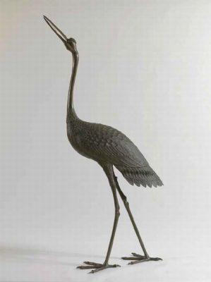 Part of Cranes /unknown 1800-1899
