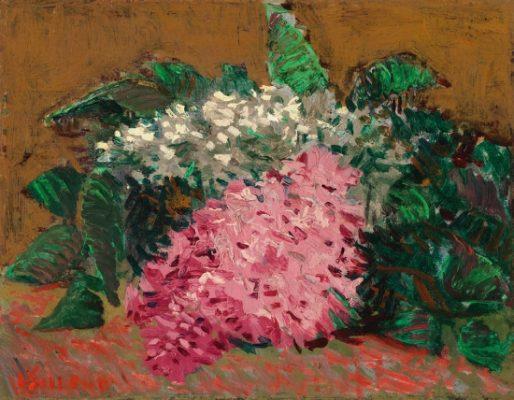 Van Gogh-Lilacs