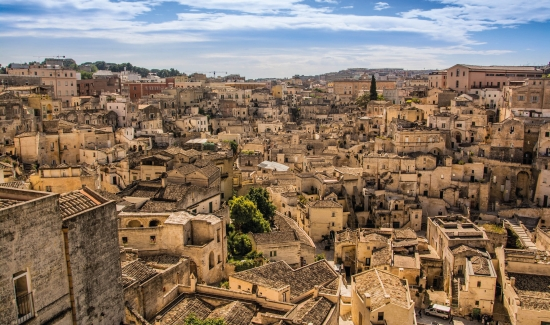 Matera, 2019 European Capital of Culture