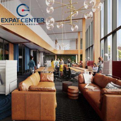 Expat Center Epicenter Couches