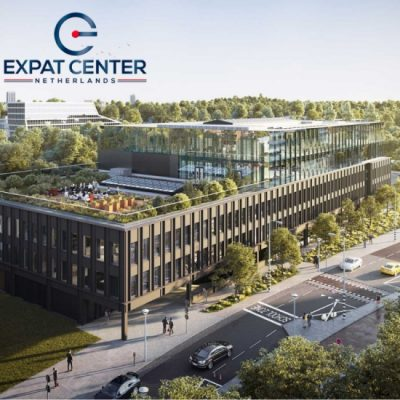 Expat Center Epicenter Outside
