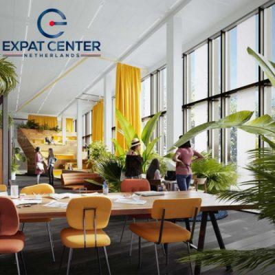 Expat Center Epicenter Tables