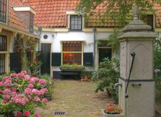 Haarlem's hofje