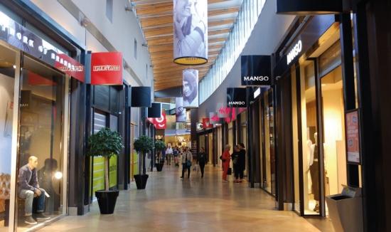 Shopping Centre Amstelveen