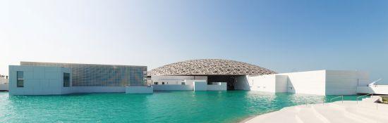 Louvre Museum, Abu Dhabi