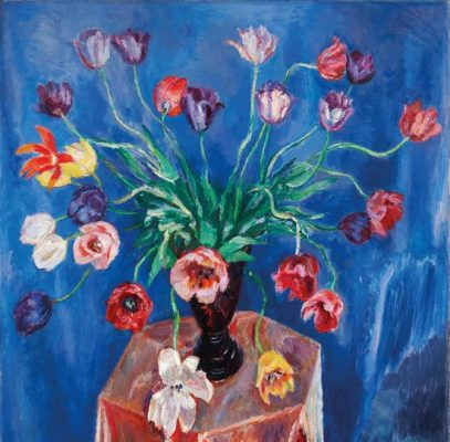 23 Jan Sluijters - Still Life with Tulips