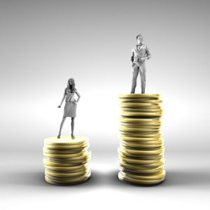 Salary gap between men and women still not closed
