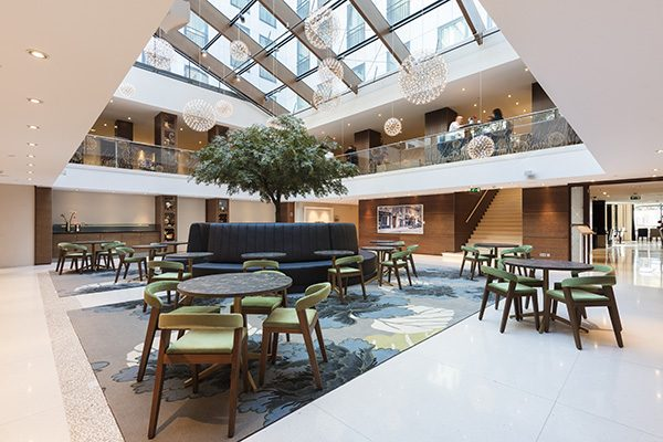 Hilton hotel The Hague